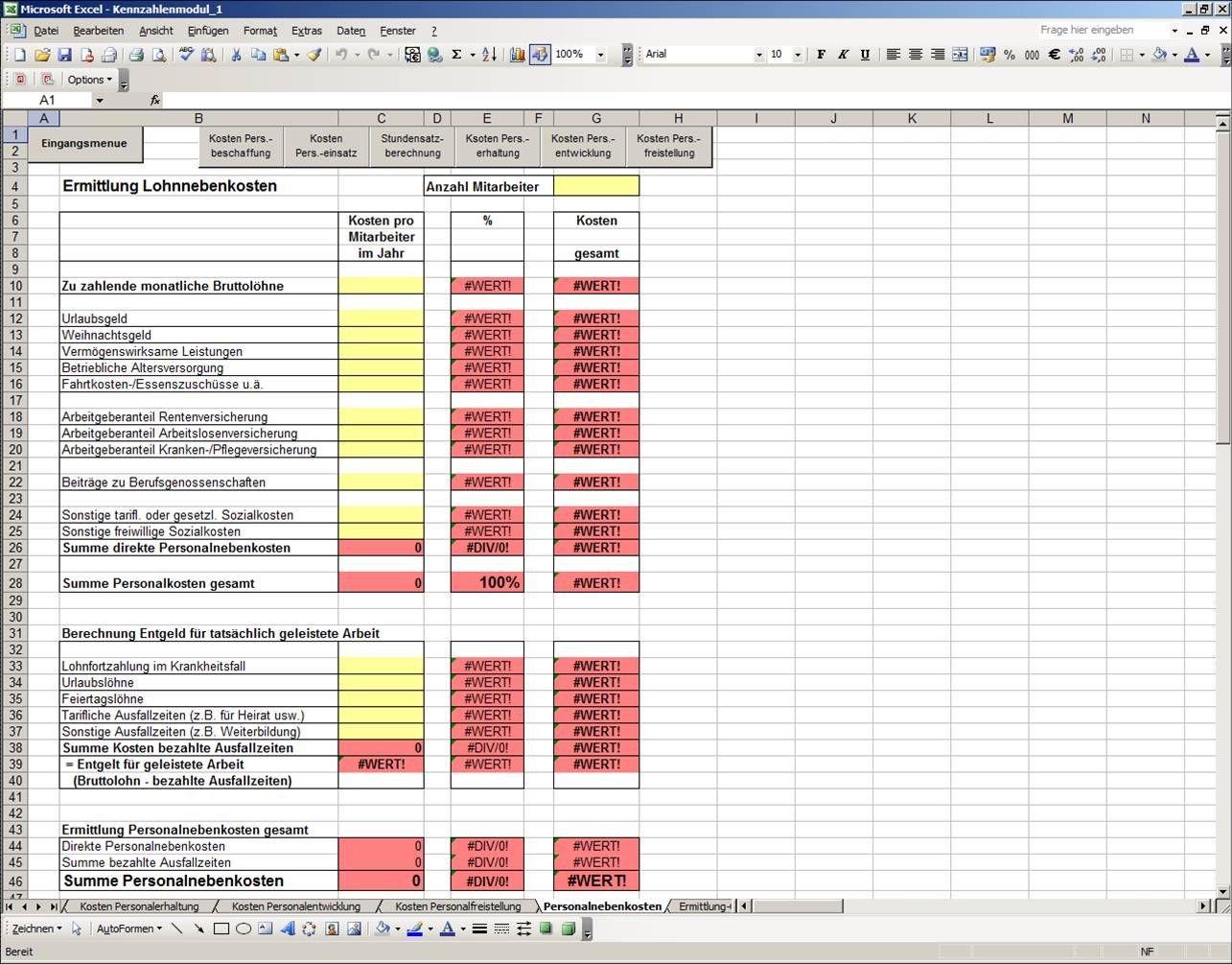 Beste Mitarbeiter Lohnzettel Vorlage Excel Galerie - Entry Level ...