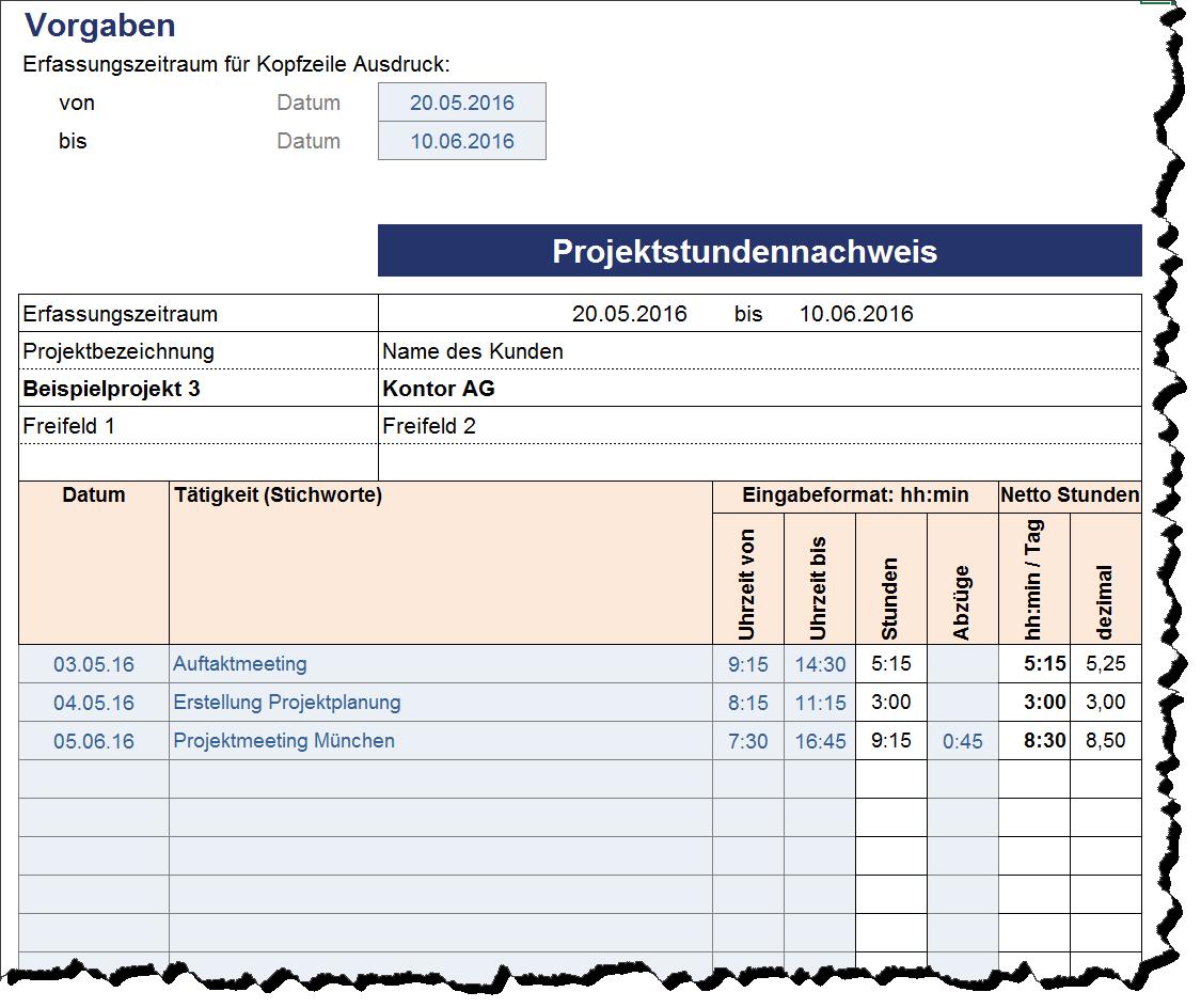 Fein Monatliche Planervorlage Excel Ideen - Entry Level Resume ...